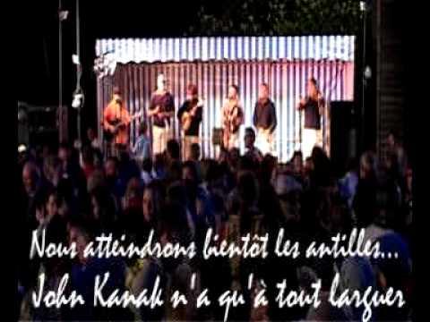 Chants de marins - John Kanaka - Sacrée Bordée