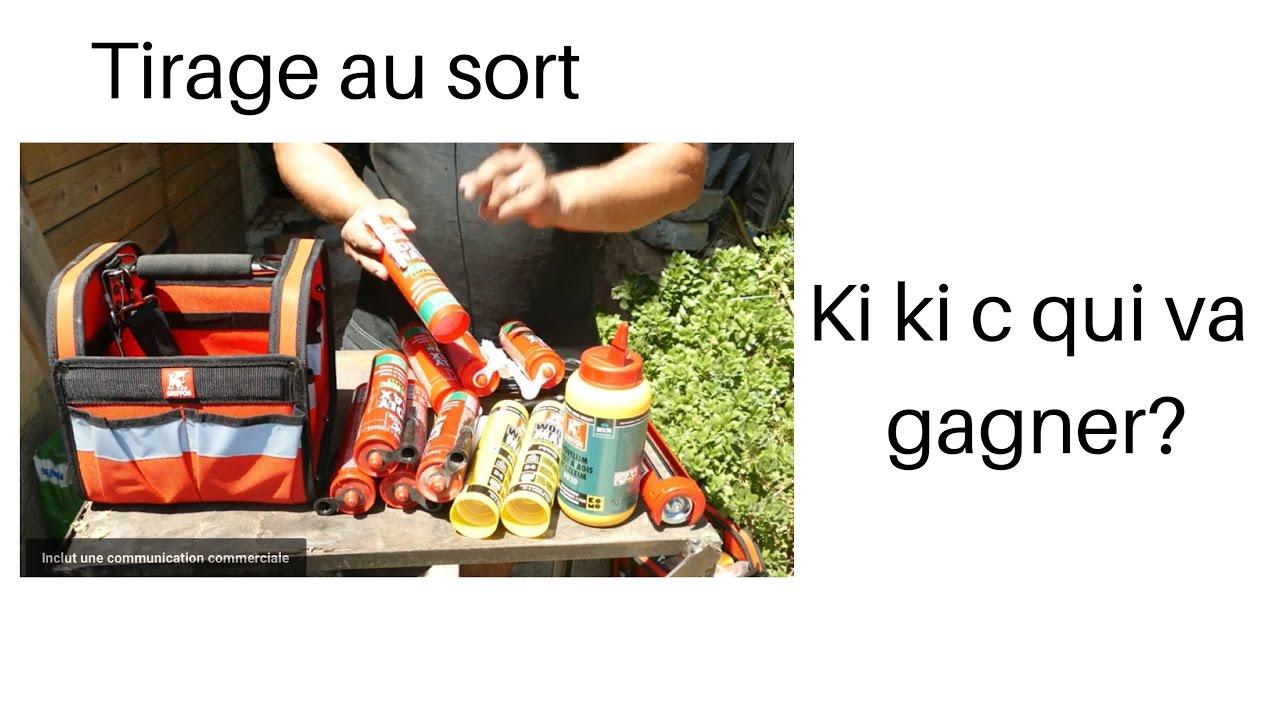 "Tirage aux sorts ""GRIFFON"""