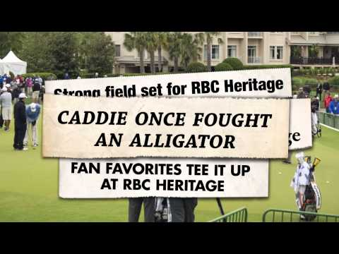 2014 RBC Heritage - Plaid Nation!
