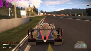 Project CARS VS GTX TITAN X  (MSAA FULL) 4K