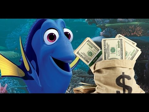 'Finding Dory' Breaks Records, Shrek Reboot In The Works, Beverly Hills Cop 4  | MBP 98