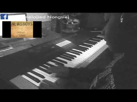 M. Bamelajied Nongsiej - What A Friend We Have In Jesus (Keyboard Drumming Cover)