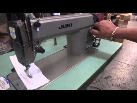Juki Single Needle DDL-5550-6