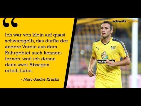 Auffe Ohren #55: Im Gespräch mit... Marc Andre Kruska! | BVB Podcast von schwatzgelb.de