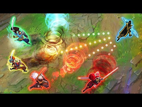The Most Beautiful Moments in League of Legends
