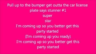 Video pink get this party started lyrics download MP3, 3GP, MP4, WEBM, AVI, FLV Juli 2018