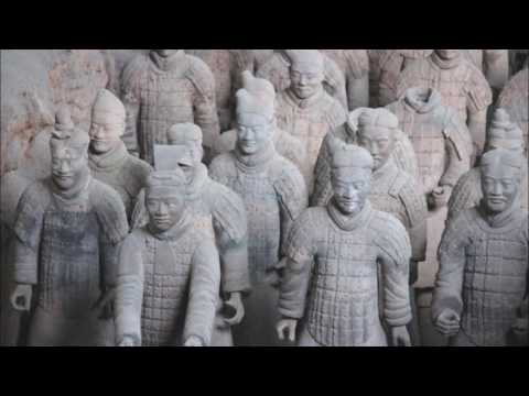 Terracotta Warriors / Terracotta Soldiers / Terracotta Army In China 2017