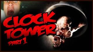 [Funny, Horror] Clock Tower Part 1 - FRICKIN DWARVEN SCISSORMAN!!!