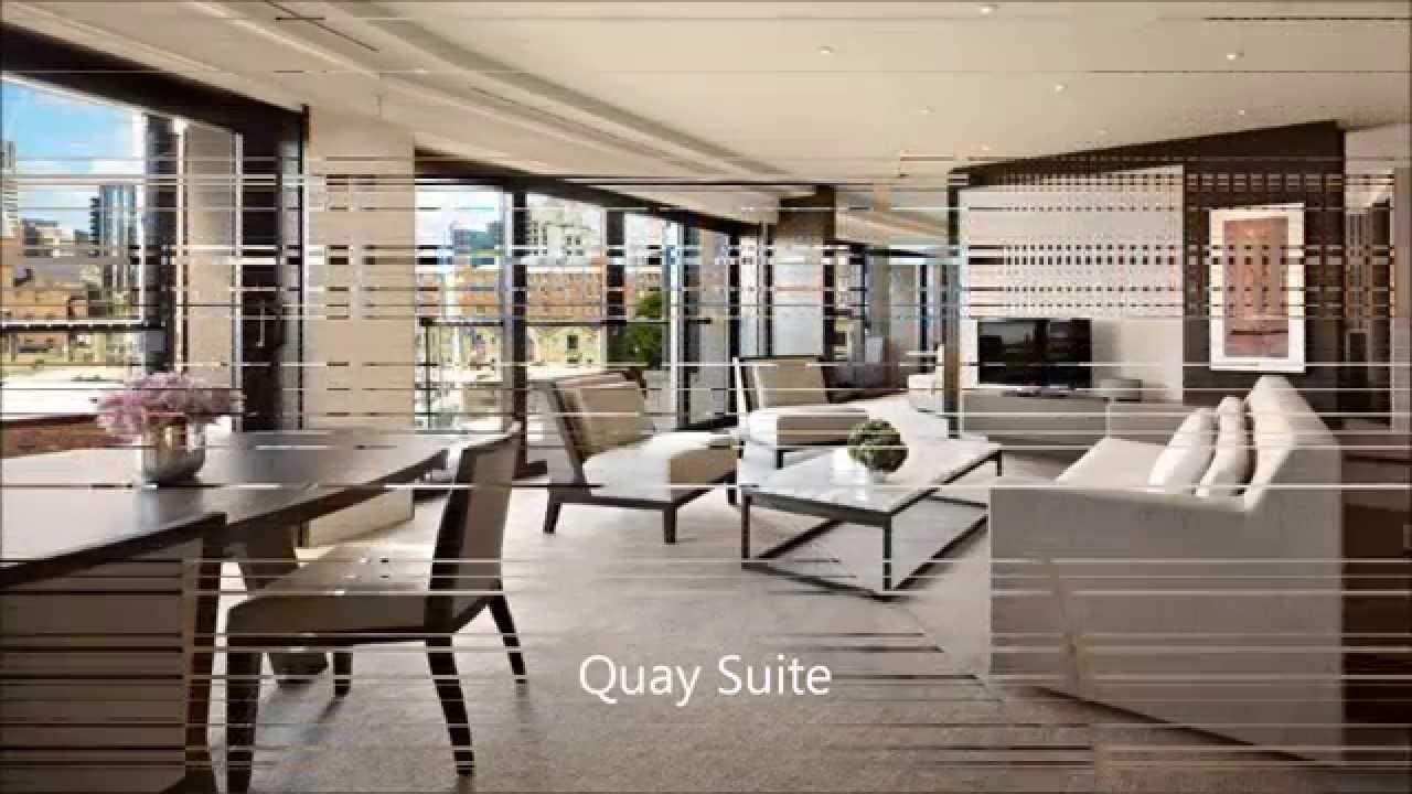 Full Hotel Tour Of Park Hyatt Sydney Youtube