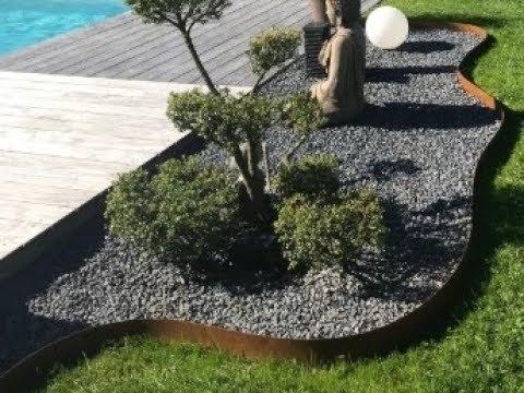 tuto comment choisir et poser des bordures de jardin. Black Bedroom Furniture Sets. Home Design Ideas
