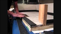 How to Install Edge Strip and Self-Leveling Underlayment