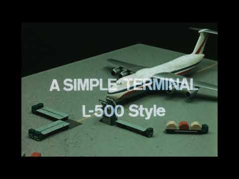 A Simple Terminal L-500 Style, circa 1970s
