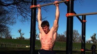 видео Упражнения для набора массы
