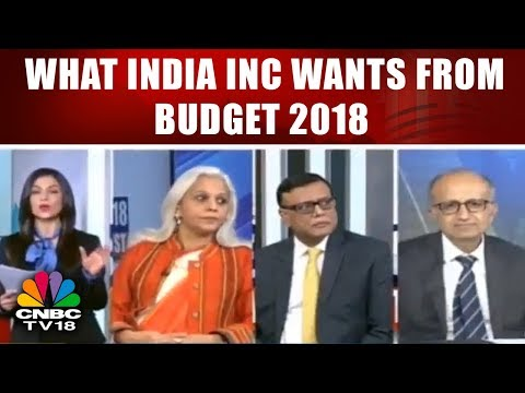 EY India Survey: What India Inc Wants from Budget 2018    CNBC TV18