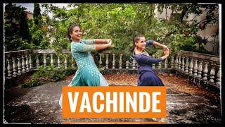 VACHINDE DANCE COVER   BOLLYMADRAS   FIDAA   VARUN TEJ   SAI PALLAVI