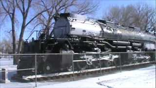Railfanning Cheyenne, Wyoming: UP Big Boy & The Depot