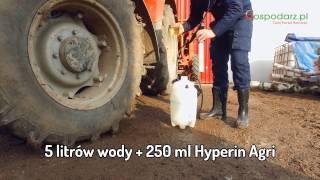 Hyperin Agri jak stosowac