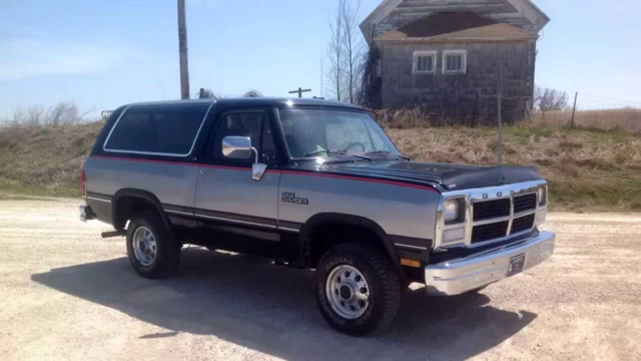 Maxresdefault on 1991 Dodge Ramcharger