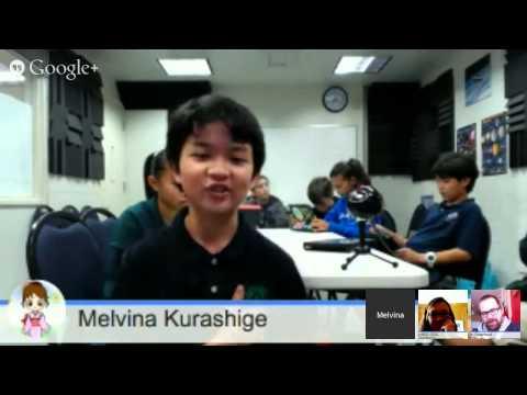 Melvina Kurashige: Mid-Pacific Institute Student Showcase