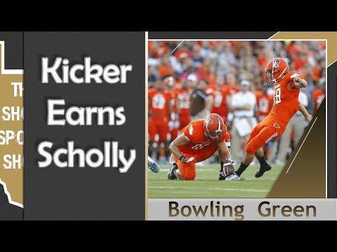 Bowling Green Kicker Earns Scholarship After Kicking 53 Yard Field Goal