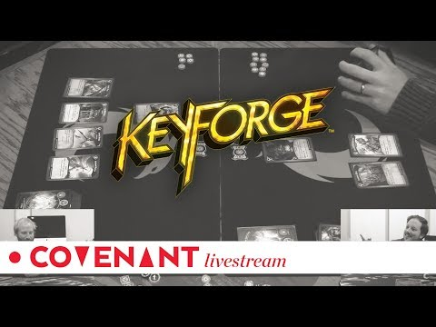 Covenant Live | Exploring KeyForge's Adaptive Format