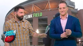 A.J. Hawk Reflects on Crazy Bengals-Steelers Games & Fail Mary | DDFP | NFL