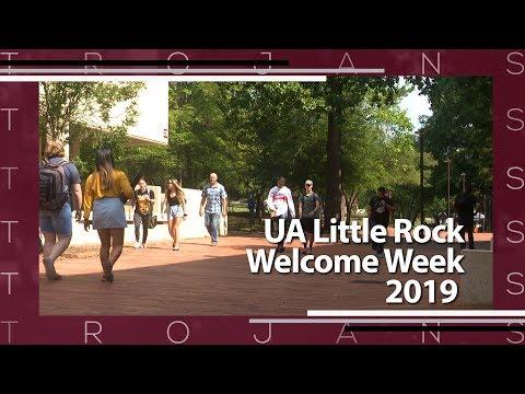 UA Little Rock Welcome Week 2019