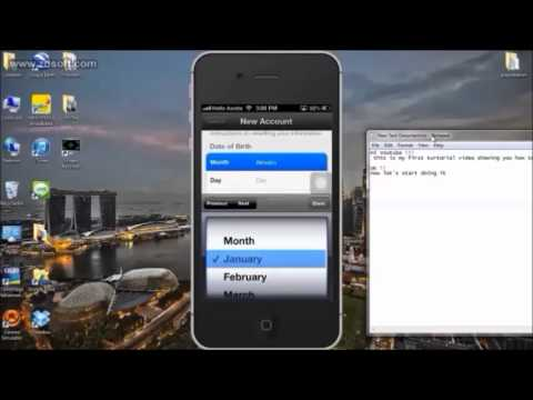 how to create us apple id without credit card