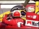 F1 1989 - Andrea De Cesaris & Nelson Piquet crash - Monaco