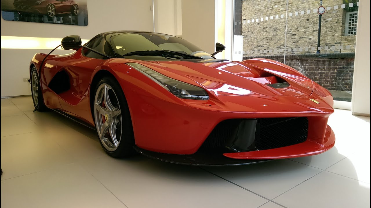 Ferrari LaFerrari in H.R.Owen - London