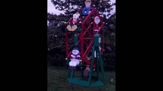 Winfield Collection Xmas Ferris Wheel