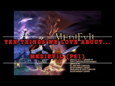 Ten Things We Love About... Medievil!