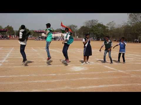 MJ-5 Dance INDIA WAALE ||School Days|| MJ Shubham Raj || REPUBLIC DAY
