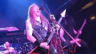 VADER - The Final Massacre + Decapitated Saints - Live at RCA Club - Portugal 2015