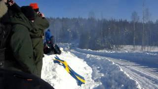 Swedish rally WRC2011
