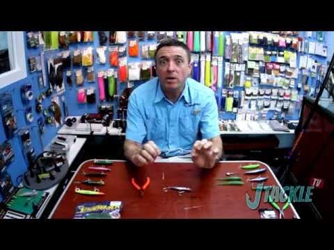 JTACKLE TV: Episode 4 : Tailor Fishing Equipment & Techniques