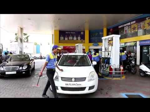 BPCL Fuel Station- Automation