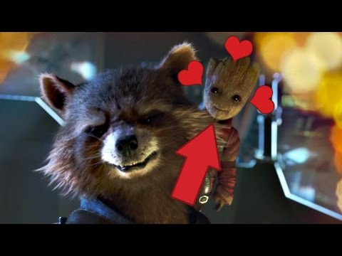 Secrets of the Guardians of the Galaxy Vol. 2 Teaser Trailer - IGN Rewind Theater