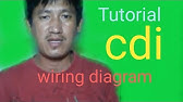 how to test motorcycle cdi box ignition coil 7 08