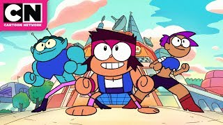 An Amazing Mission | OK K.O.! Let's Be Heroes | Cartoon Network