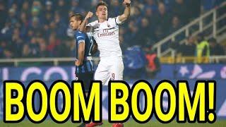 VITTORIA A BERGAMO... ADESSO É VERAMENTE UN PROBLEMA.. - Atalanta-Milan 1-3