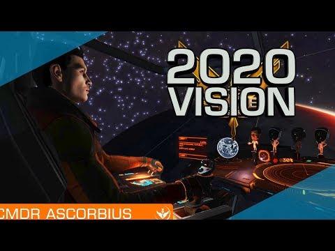 Elite Dangerous Best Exploration Ship 2020 Elite Dangerous: 2020 Vision   YouTube