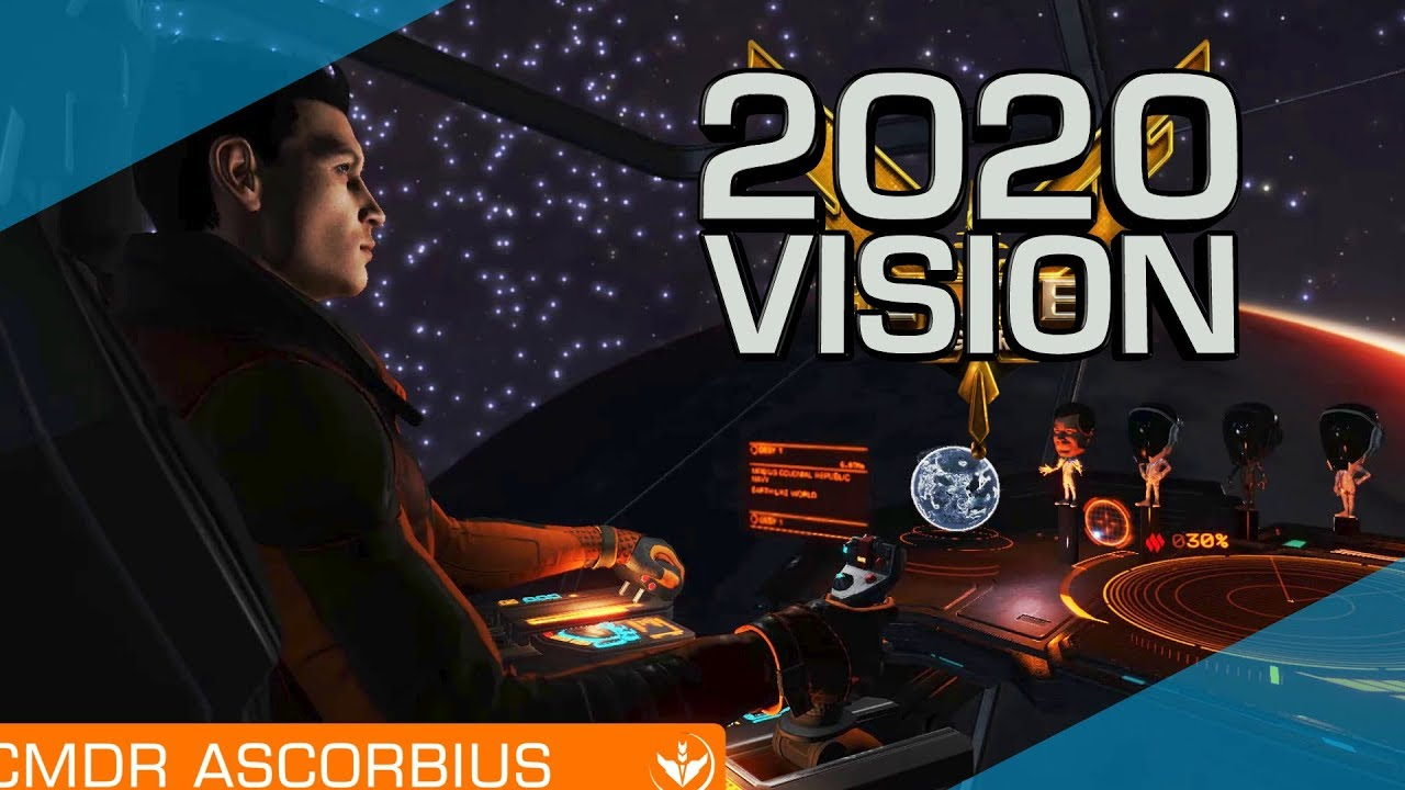 Best Ship Elite Dangerous 2020 Elite Dangerous: 2020 Vision   YouTube