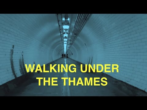 Under & Over the Thames Pt.1 - Woolwich