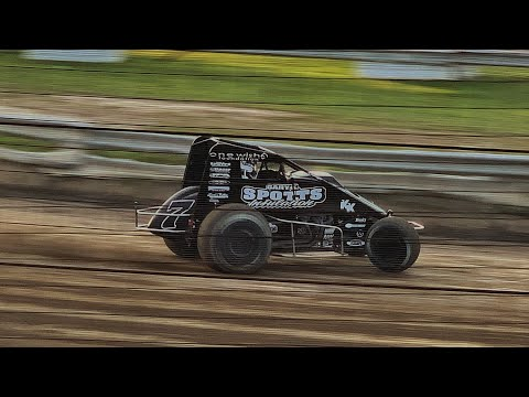 USAC Eastern Storm Time Trials at Grandview Speedway June 11, 2019