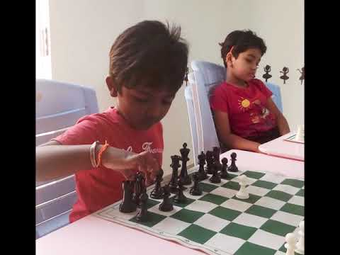 Roi Chess Academy Players | Nellore's Leading Chess Academy