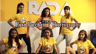 ZERO: Husn Parcham | Dance Choreography | Team Rada
