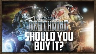 Space Hulk: Deathwing - Should You Buy It? (Terminator Assault Gameplay)