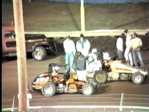 Part 2 SWIMS Midgets September 24, 1985 from Fairgrounds Spdwy OKC