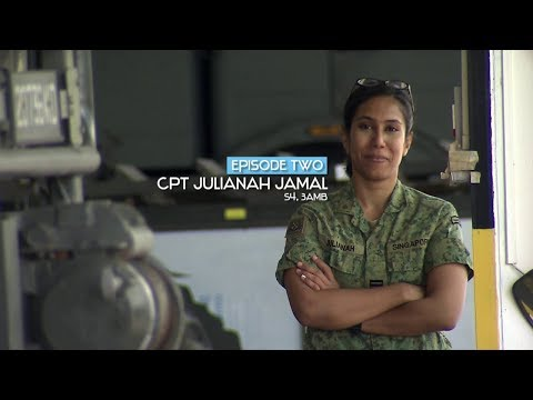 Woman on a Mission (Ep 2 - CPT Julianah Jamal)